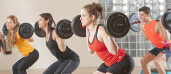 barbell group class