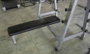 used olympic bench