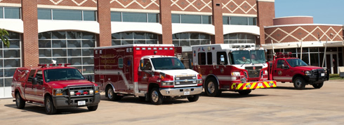 Fitness Equipment for Fire Departments