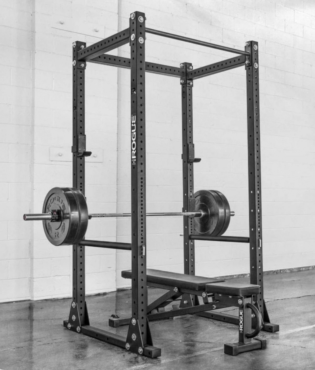 7ft length barbell size best for a power rack