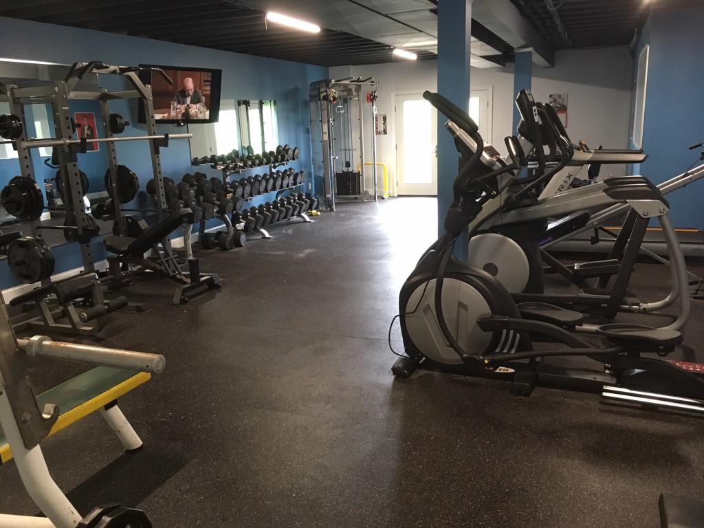 Ryan s dream home gym