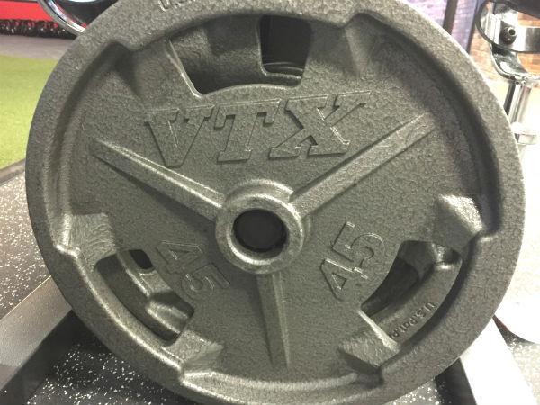 Troy VTX plates