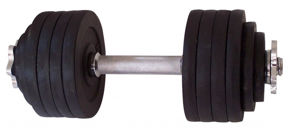 traditional adjustable dumbbells