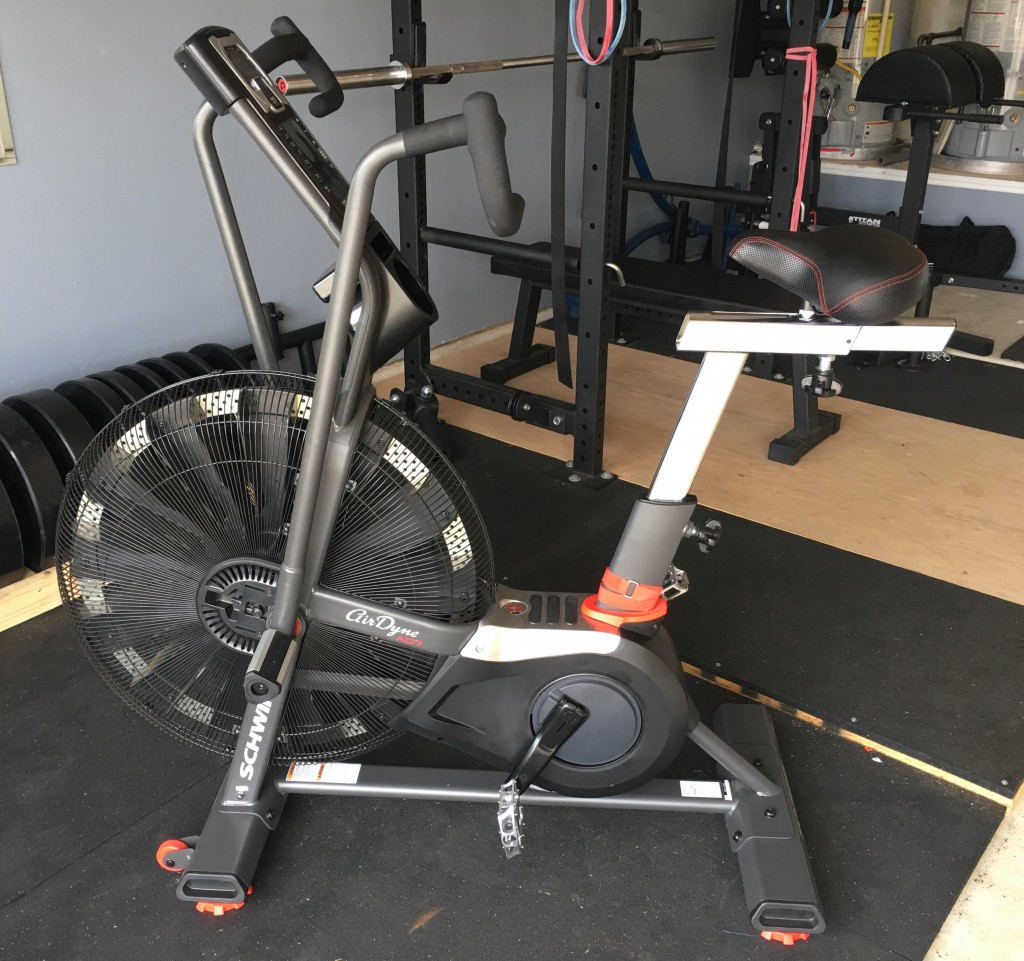 Schwinn Airdyne Pro exercise bike review
