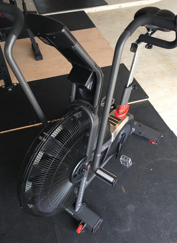 Schwinn Airdyne AD7 fan bike review