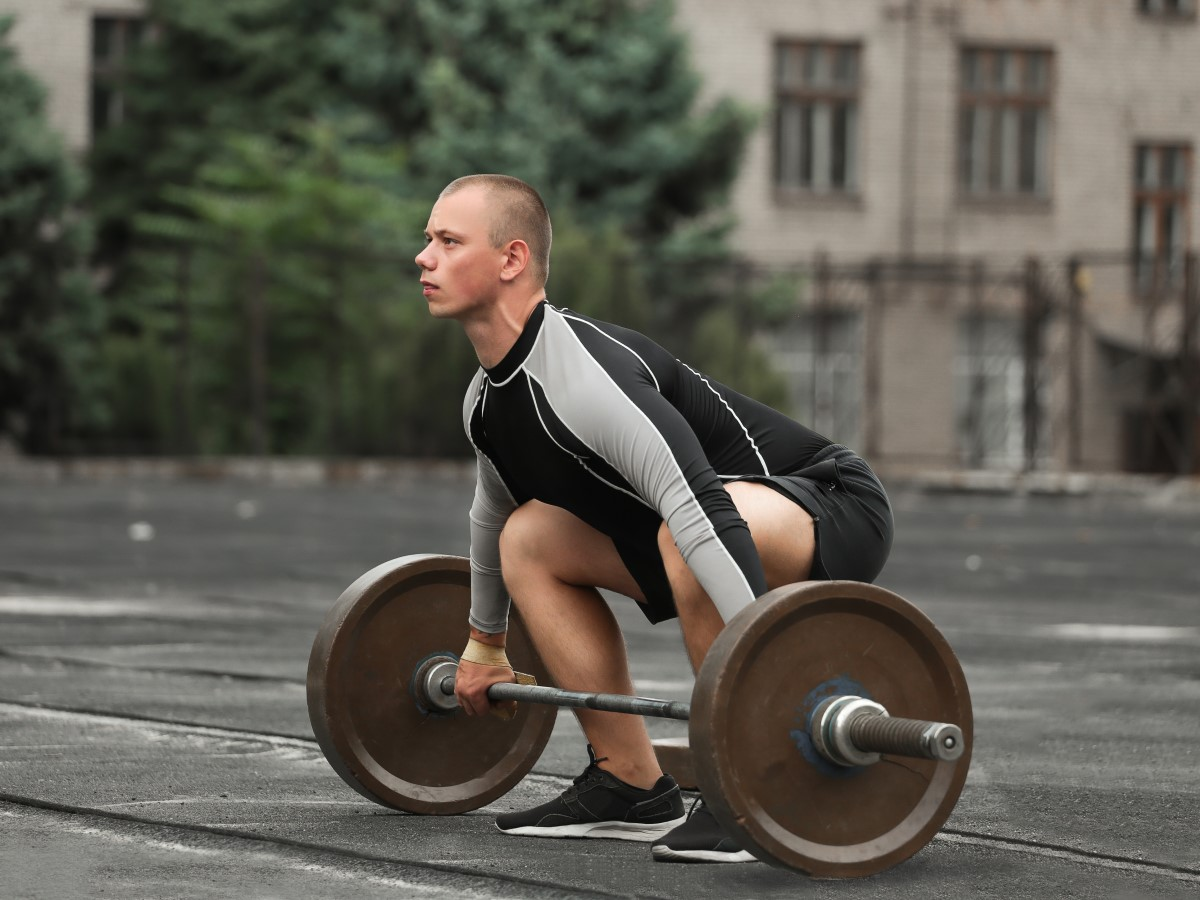 outdoor weights