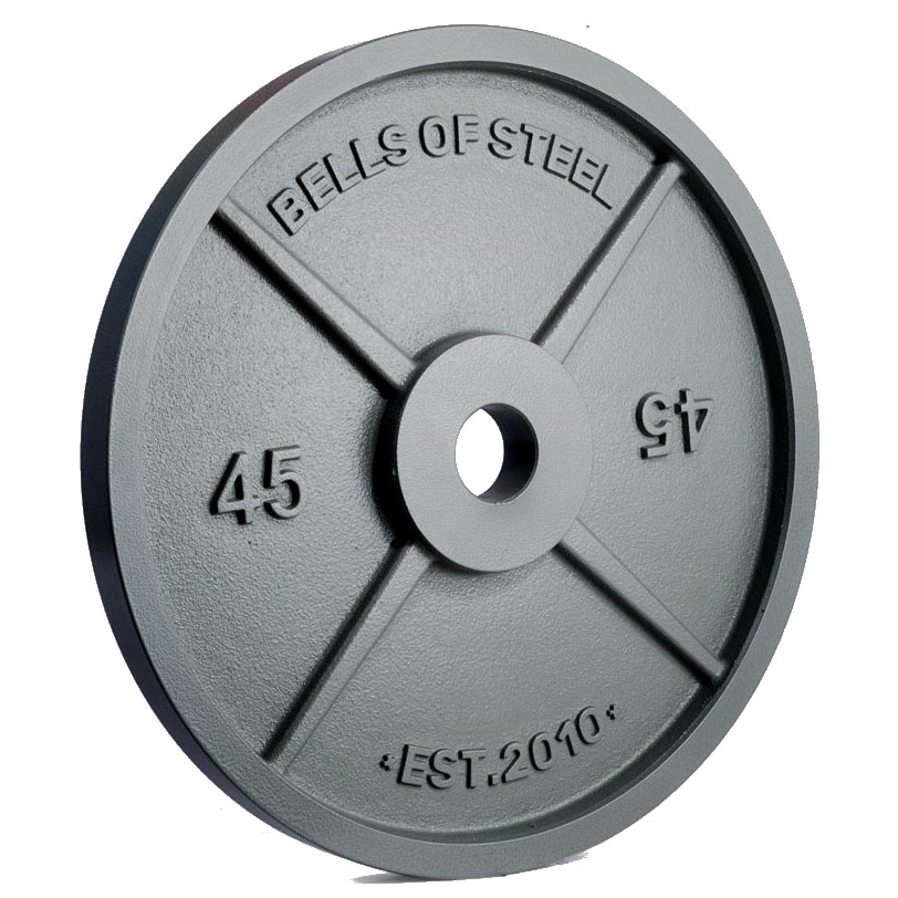 calibrated powerlifting plates