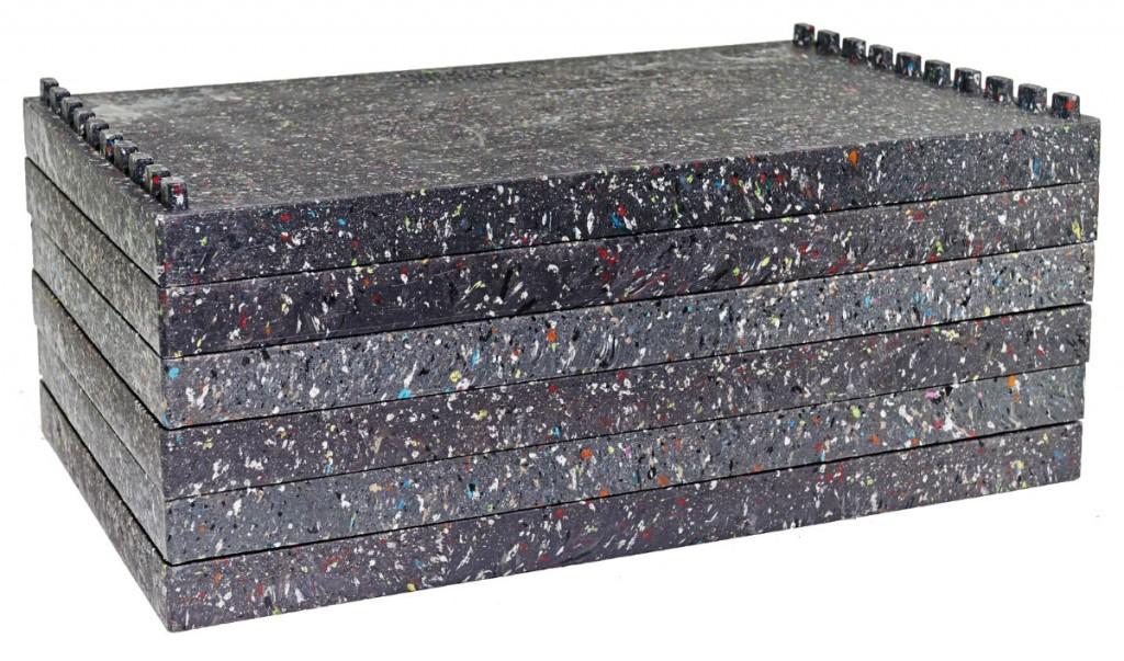plastic DC jerk blocks
