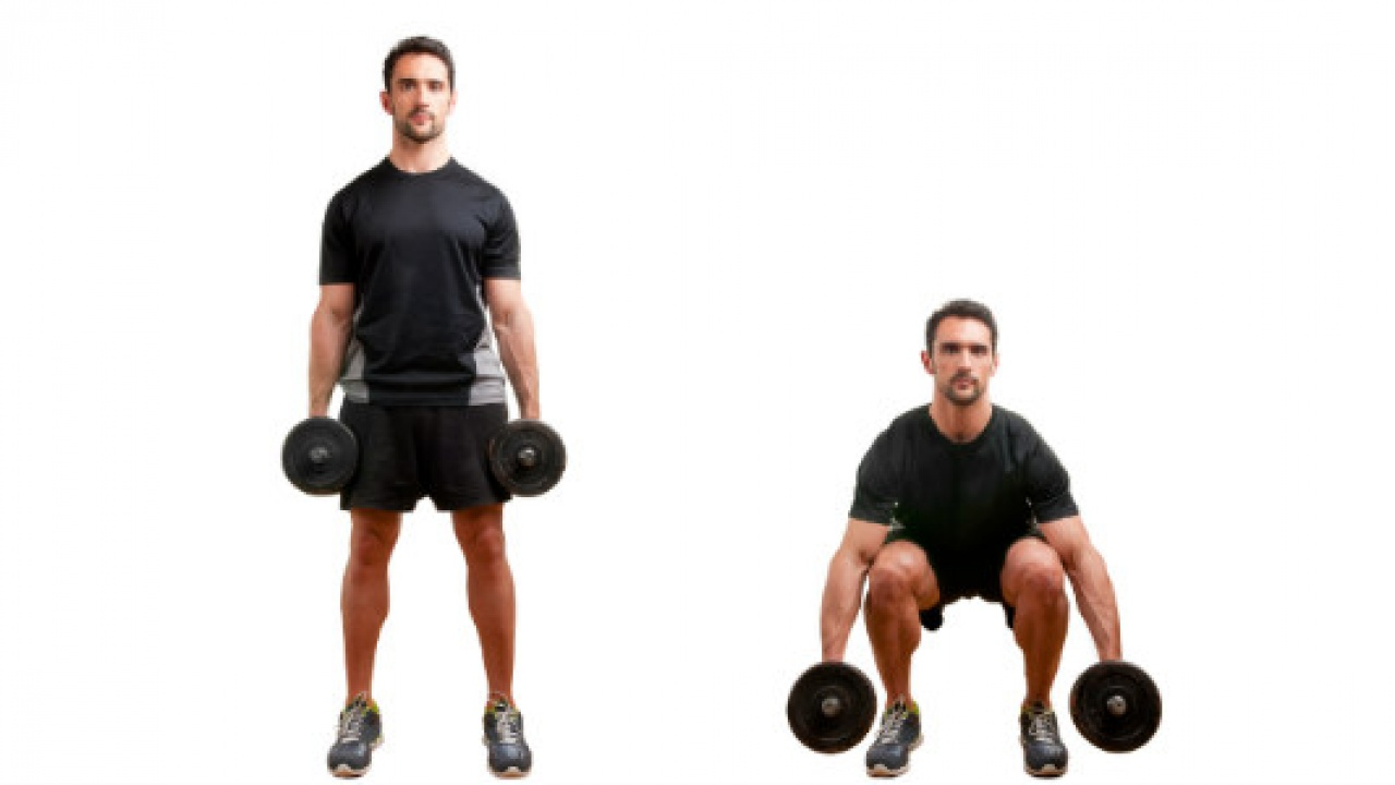 Can You Deadlift with Dumbbells? | Two Rep Cave