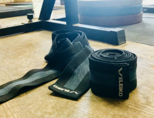 Eleiko Knee Wraps (New 2017 Model) Review