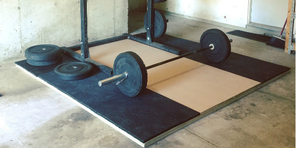 Olympic Weightlifting Platform | UK Supreme Fitness
