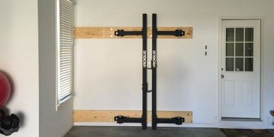 Folding wall mounted squat racks comparison: prx vs rogue vs fringe