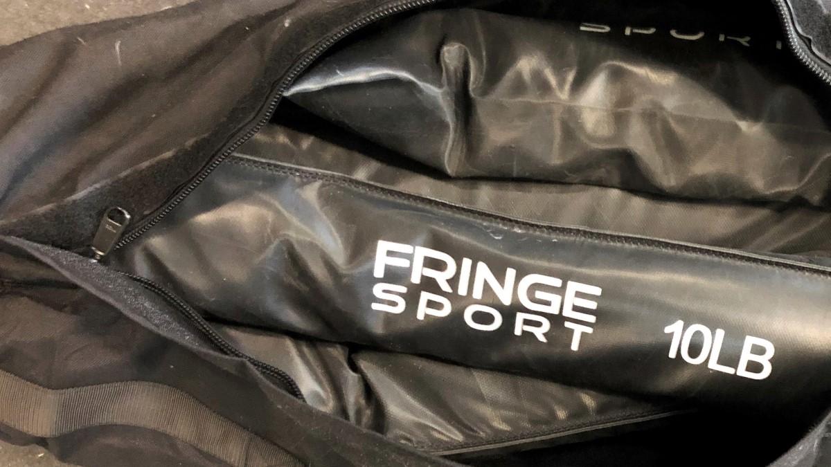 FringeSport sandbag filler bags