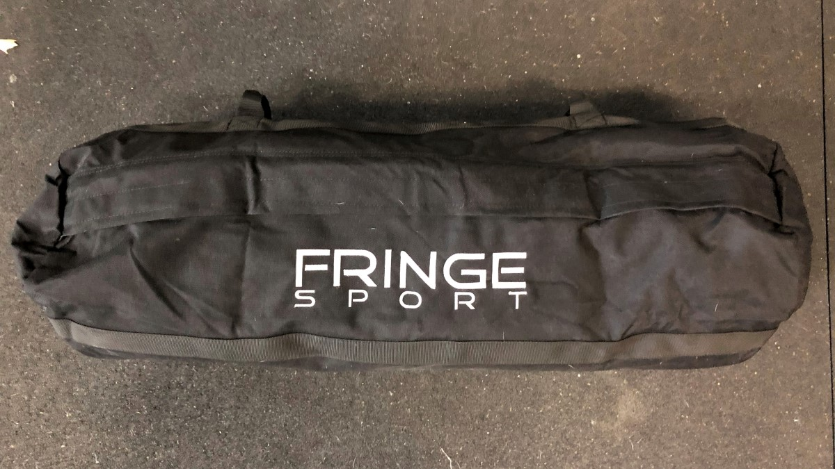 FringeSport sandbag shell for conditioning and weight training