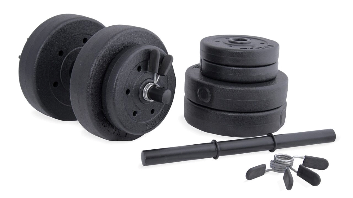 CAP dumbbell handle weight
