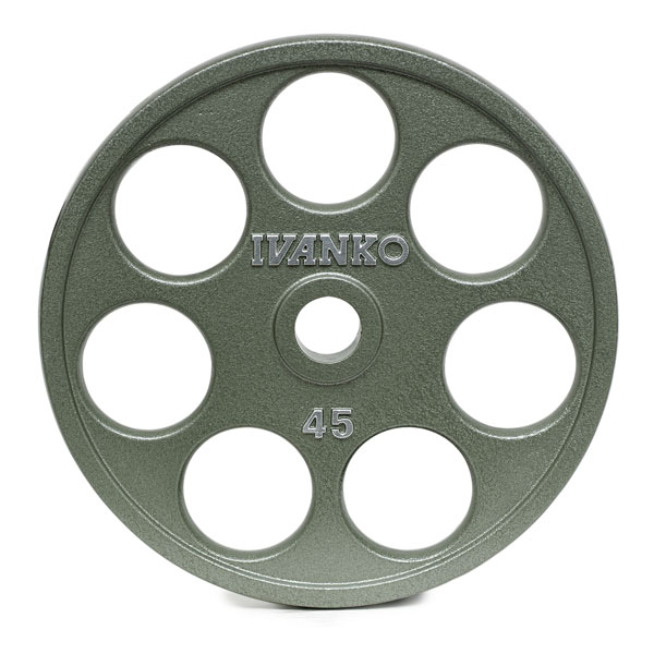 Ivanko revolver plates