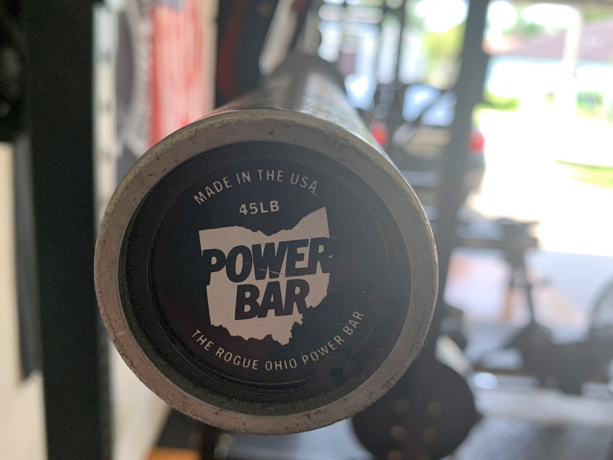 Rogue Ohio Power Bar