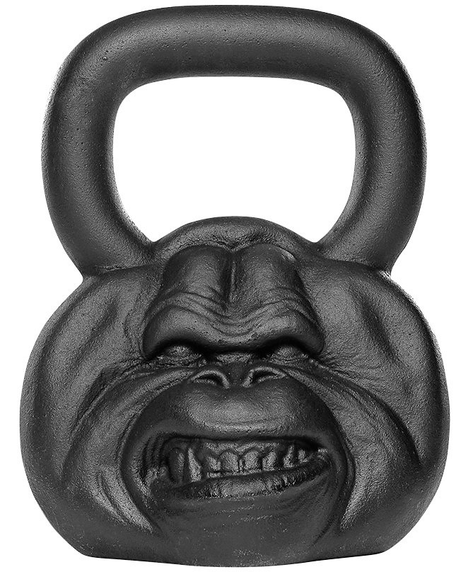 orangutan kettlebell