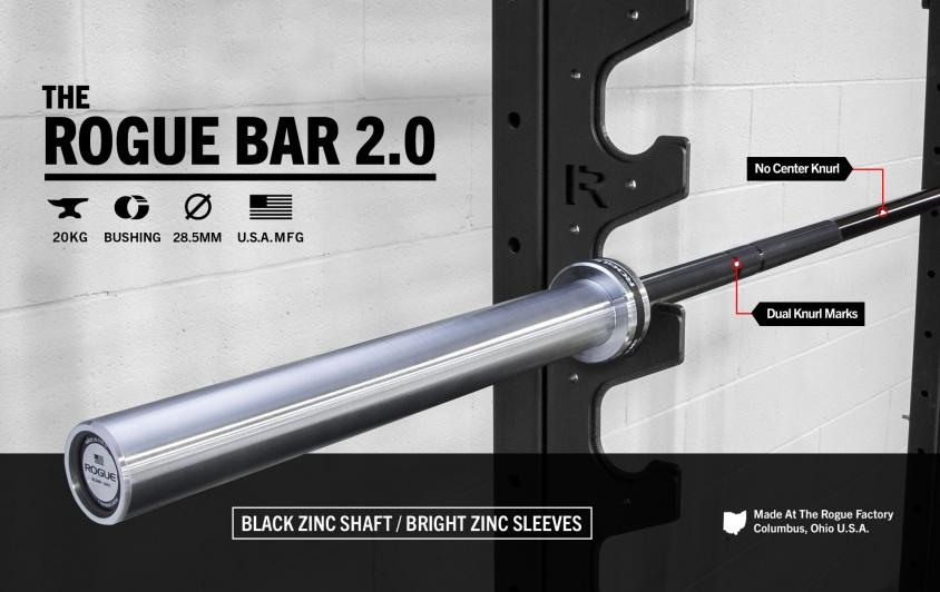 rogue bar 2.0 vs ohio bar