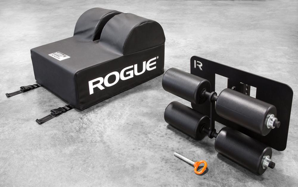 Rogue Echo GHD for doing the glute ham raise at home