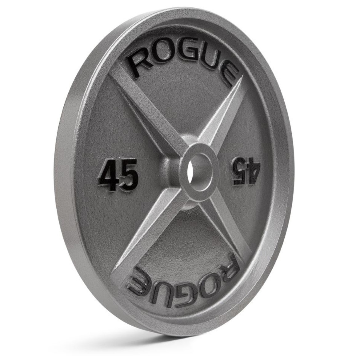 rogue machined olympic plates