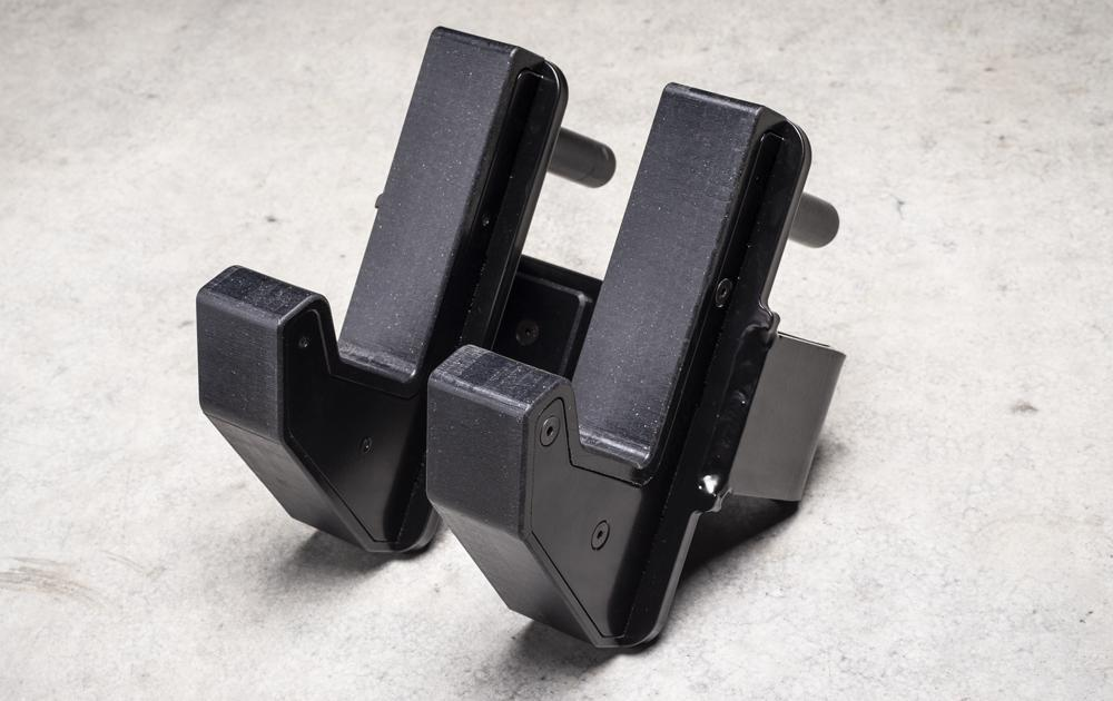 extra thick sandwich J cups for Monster rack