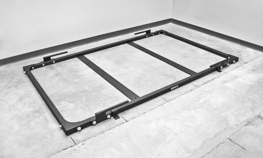 frame for lifting platform