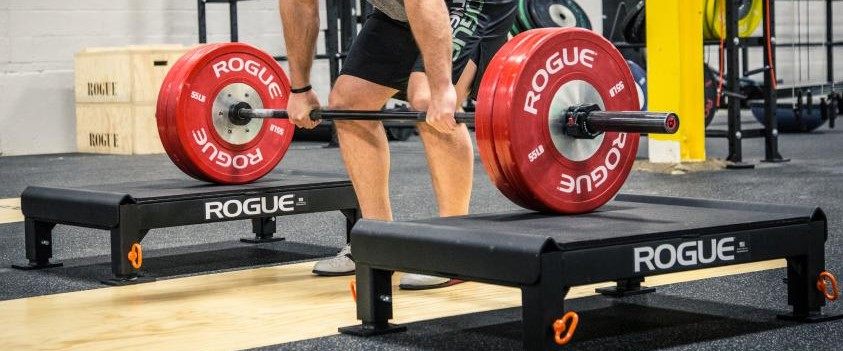 pulling blocks for olympic weightlifting