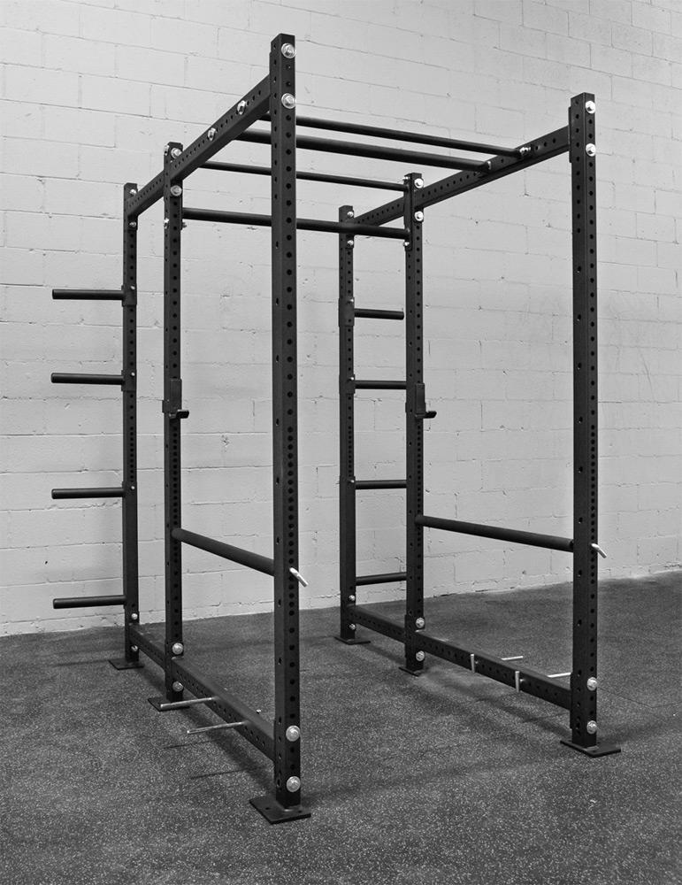 Rogue R-6 four-post power rack