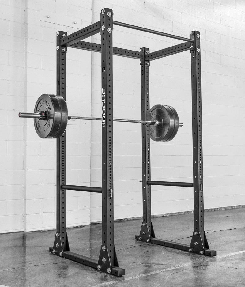 Rogue flat foot power rack