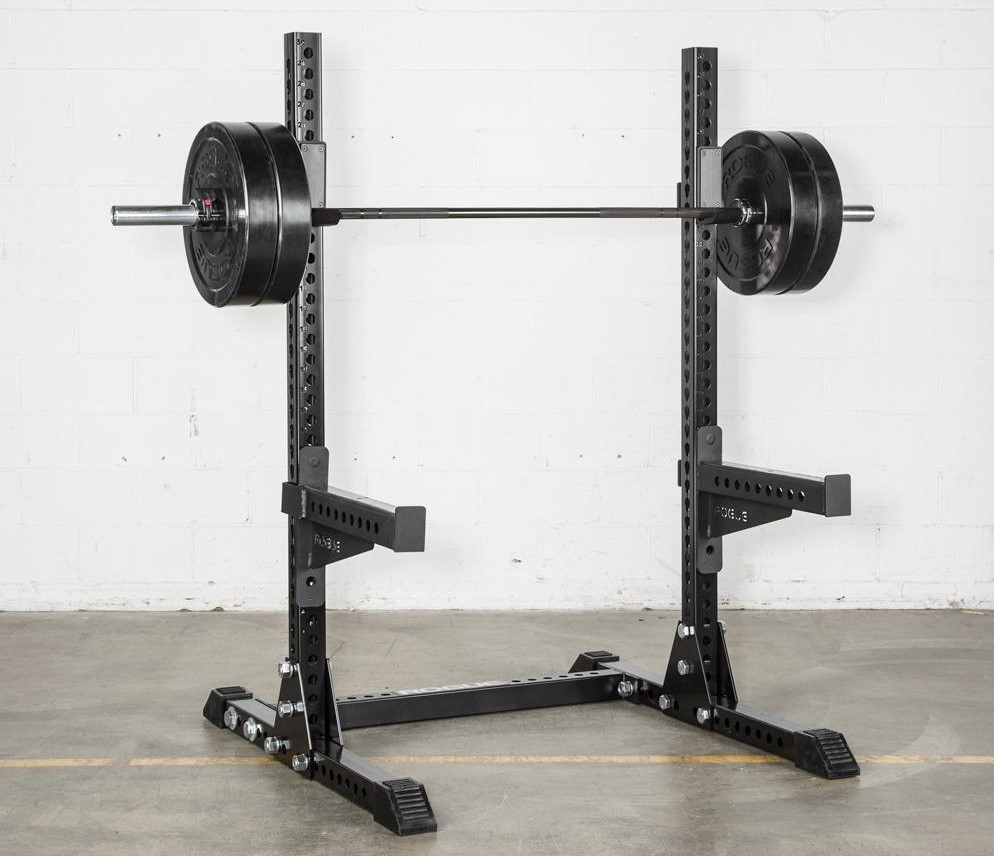 Rogue short squat rack for 7ft high ceilings