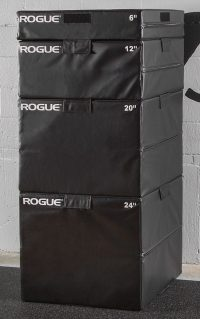 Rogue stackable foam boxes