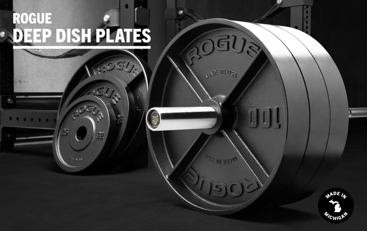 cast iron weight plates for starting strength