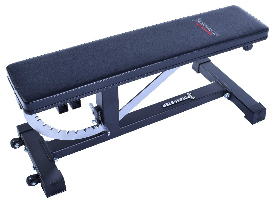 Ironmaster Super Bench Pro 2018