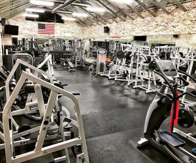 Stone cold steve austin s garage gym