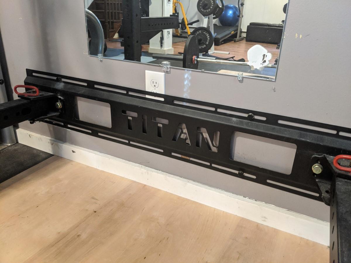 titan rack stringer