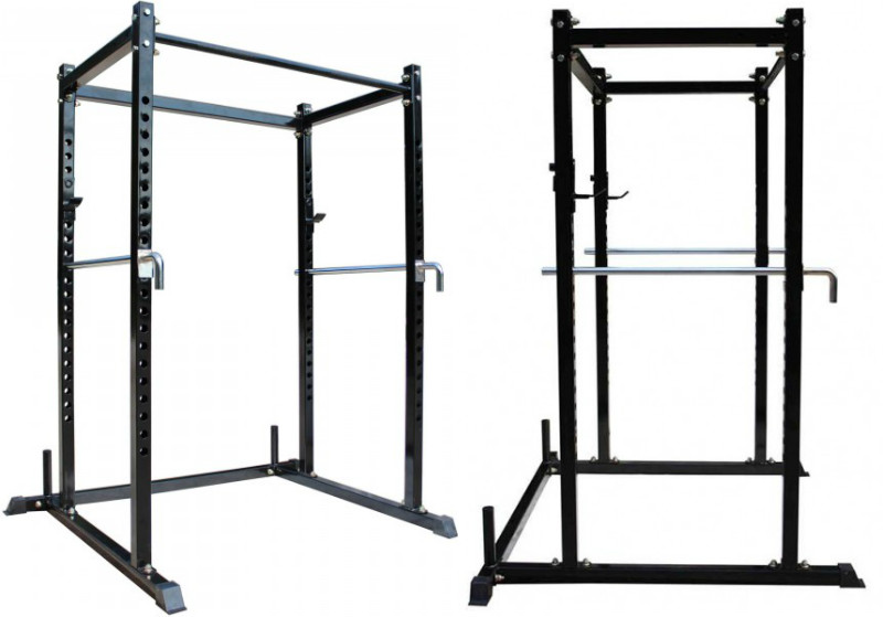 Titan T-2 short power rack for 84 inch ceilings