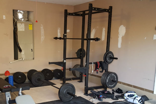 Titan T-3 HD Power Rack