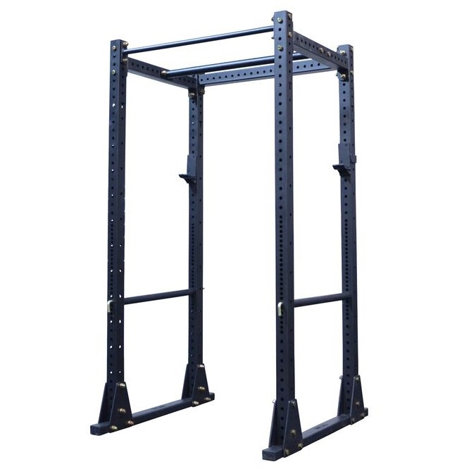 Titan flat foot power rack
