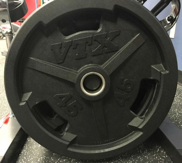 vtx rubber plate